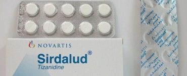 سيردالود أقراص باسط للعضلات ومسكن للالم Sirdalud Tablets